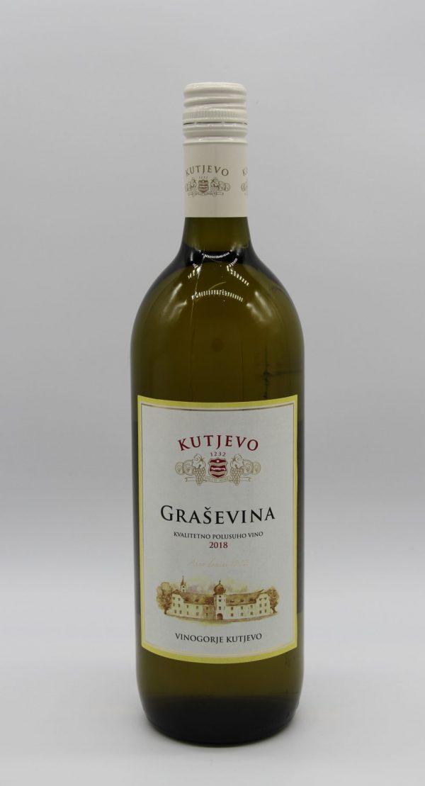 Grasevina Kutjevo halbtrocken   halbtrocken   Wein