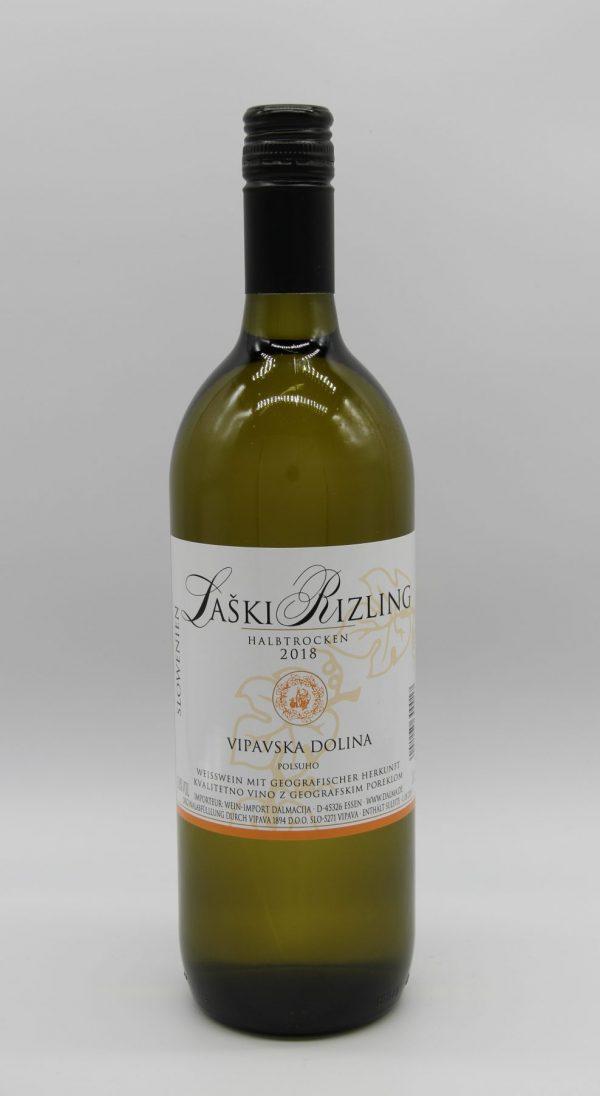 Laski Rizling halbtrocken | Wein | Weisswein