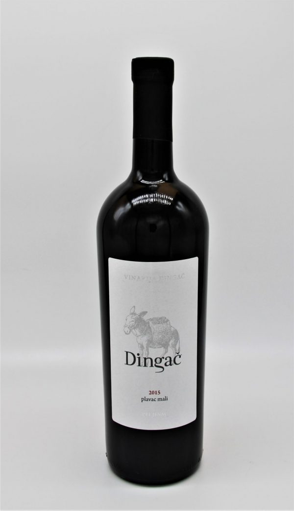 Dingac | Rotwein